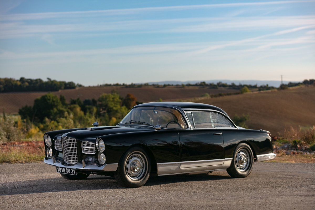 1960 Facel Vega HK 500  For Sale by Auction (picture 5 of 6)