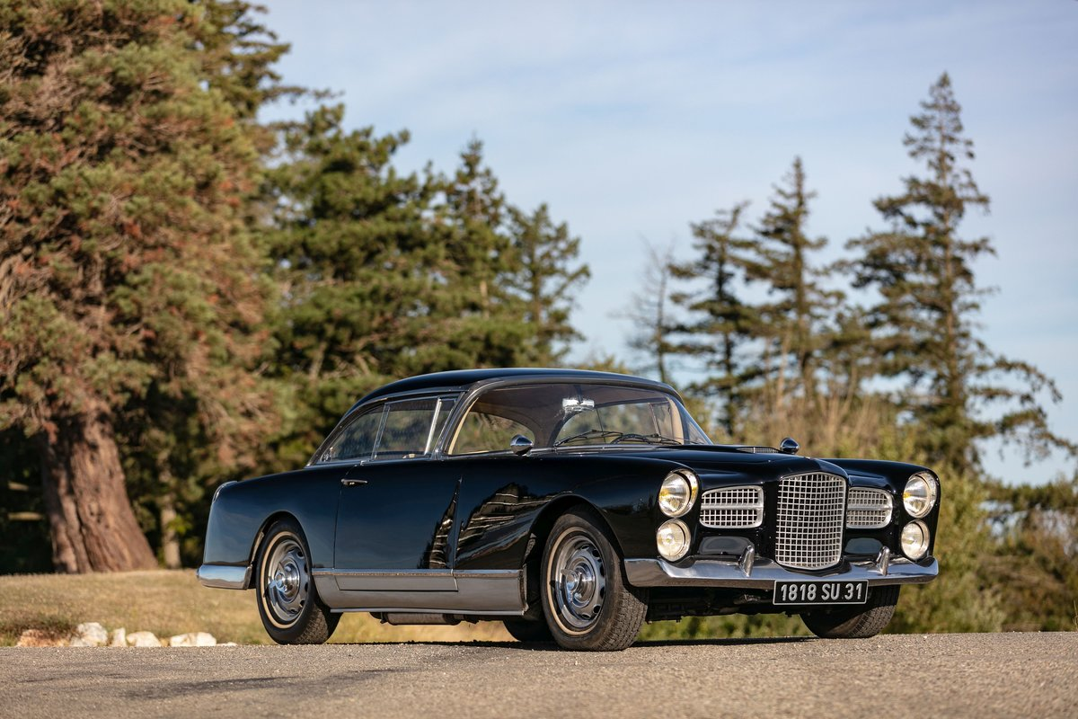 1960 Facel Vega HK 500  For Sale by Auction (picture 6 of 6)