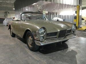 1961 Facel Vega Facellia Convertible / Hardtop