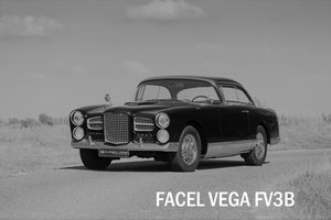 Picture of Facel Vega FV3B 1958 For Sale
