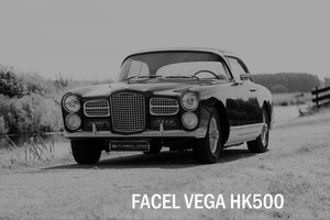 Picture of Facel Vega HK500 1961 For Sale