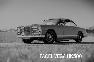 Picture of Facel Vega HK500 1959 For Sale