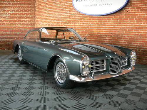 1962 Facel Vega Facel II For Sale (picture 1 of 6)
