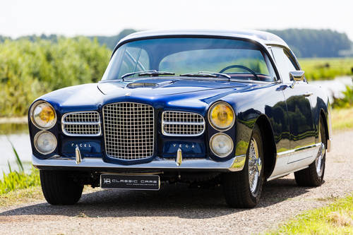 Facel Vega HK500 1959 SOLD (picture 1 of 6)