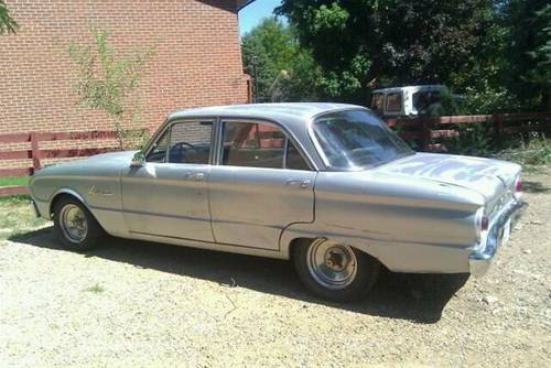 1962 Ford Falcon 4DR Sedan For Sale (picture 1 of 1)
