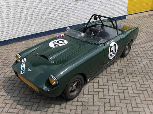 Falcon Carribean MK4 racing special, 1962, For Sale (picture 1 of 6)