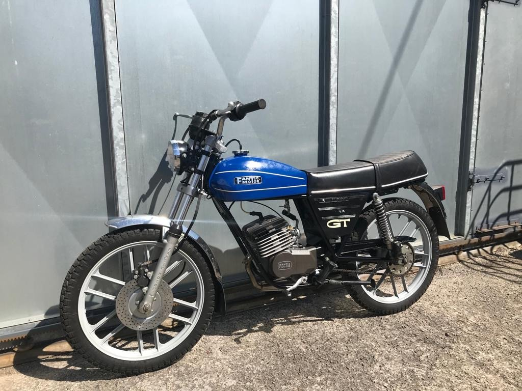 1979 FANTIC GT GRAN TURISMO 50CC PX YAMAHA FSIE TRIALS ? For Sale (picture 4 of 6)