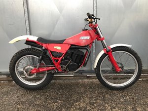 1982 FANTIC 240 TWIN SHOCK TRIAL FANTASTIC BIKE £2295 OFFERS PX 2 For Sale