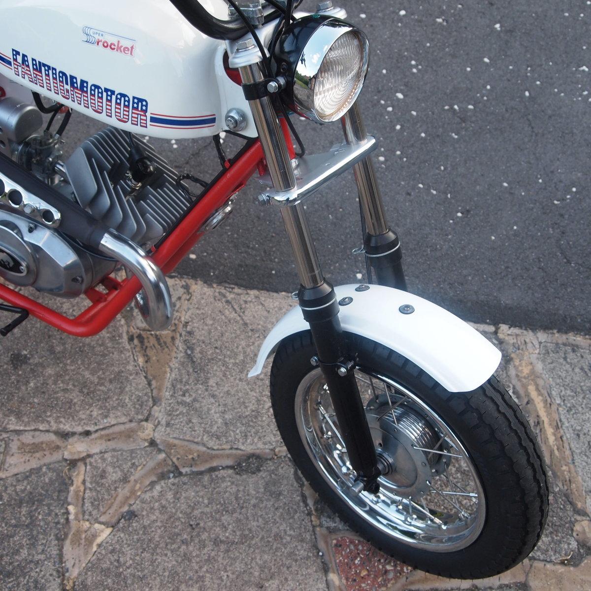 1973 Rare 49cc Fantic Super Rocket Monkey Bike, Wonderful. For Sale (picture 6 of 6)