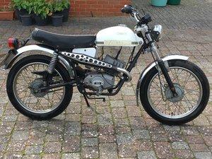 Rare original classic - Fantic Motor Super T