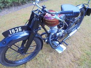 co op federation 150cc 1936 sport rare pre war