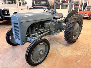 Picture of RESTORED 1952 FERGUSON TED 20 PETROL/TVO+RUNS SUPERBLY SOLD