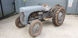 1951 Ferguson Tractor For Sale by Auction