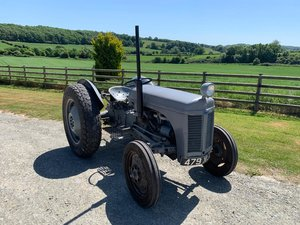 1954 Lovely Ferguson TED 20 Petrol For Sale in Herefordshire