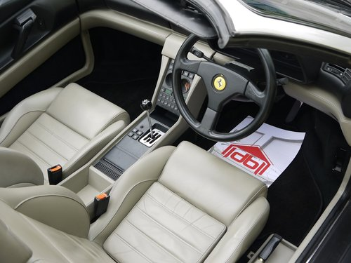 1994 BEAUTIFUL & ONE OF THE LAST UK SUPLIED FERRARI 348's BUILT  For Sale (picture 2 of 6)