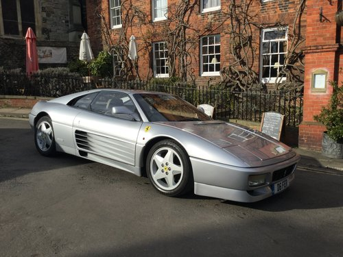 1994 BEAUTIFUL & ONE OF THE LAST UK SUPLIED FERRARI 348's BUILT  For Sale (picture 3 of 6)