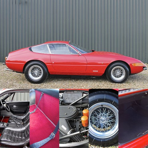 Three of the best modern and Historic ferrari's for sale  For Sale (picture 2 of 6)