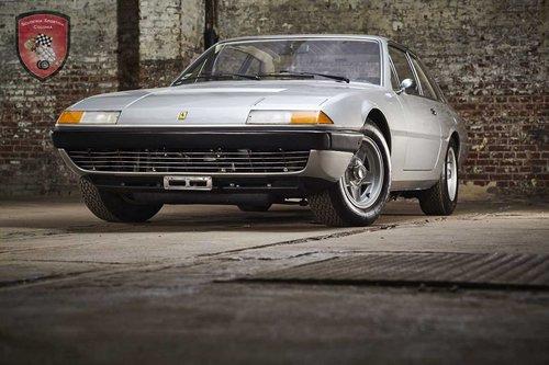 1973 Ferrari 365 GT4 2+2 For Sale (picture 1 of 6)