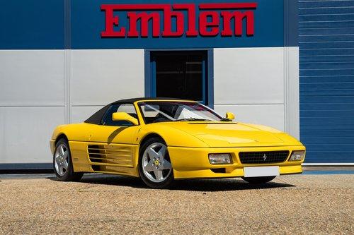 1994 Ferrari 348 Spider  For Sale (picture 1 of 6)