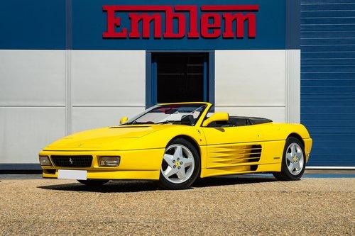 1994 Ferrari 348 Spider  For Sale (picture 2 of 6)