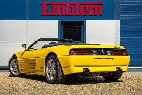 1994 Ferrari 348 Spider  For Sale (picture 3 of 6)