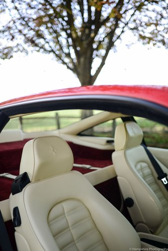 1999 Ferrari 550 Maranello - Only 12,926 Miles! For Sale (picture 6 of 6)