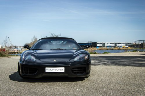 2002 Ferrari 360 Spider / low mileage For Sale (picture 2 of 6)