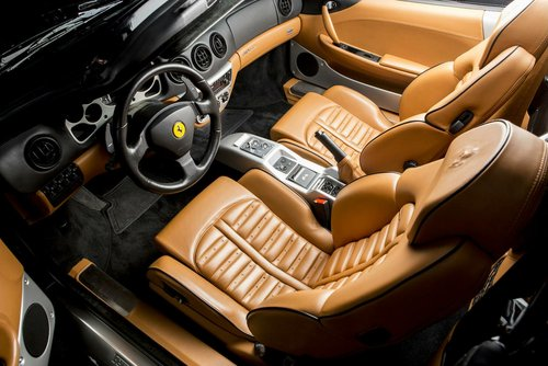 2002 Ferrari 360 Spider / low mileage For Sale (picture 4 of 6)