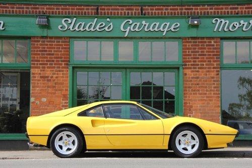 1976 Ferrari 308 GTB RHD Vetroresina For Sale (picture 1 of 5)