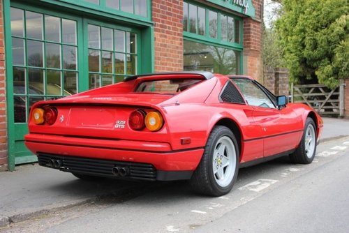 1986 Ferrari 328 GTS Manual LHD non ABS  SOLD (picture 2 of 5)