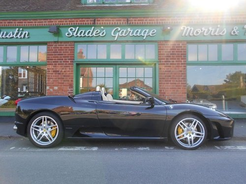 2008 Ferrari F430 Spider F1  For Sale (picture 1 of 5)