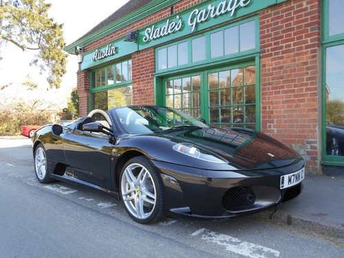 2008 Ferrari F430 Spider F1  For Sale (picture 2 of 5)