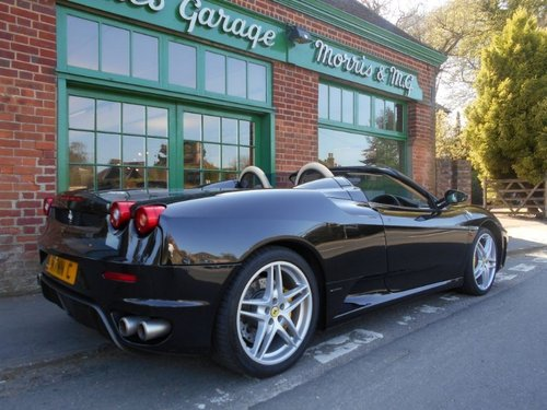 2008 Ferrari F430 Spider F1  For Sale (picture 3 of 5)