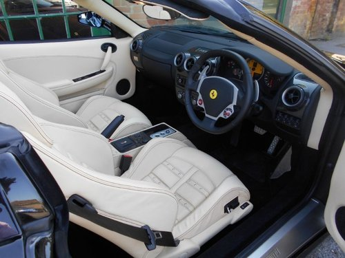 2008 Ferrari F430 Spider F1  For Sale (picture 4 of 5)