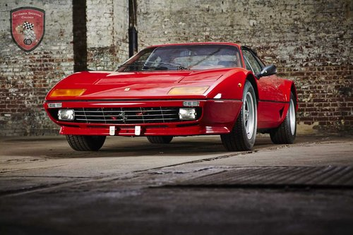 1982 Ferrari 512 BBi For Sale (picture 1 of 6)