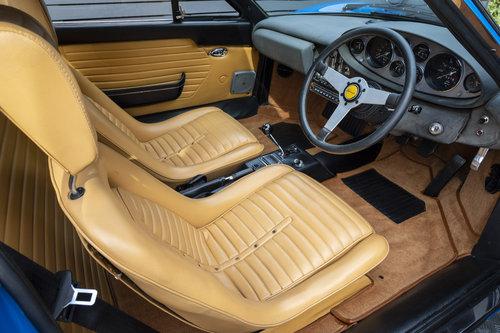 1972 FERRARI DINO 246 GT RHD SOLD (picture 4 of 6)