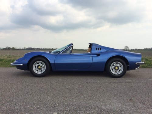 1972 Dino 246 GTS For Sale (picture 2 of 6)