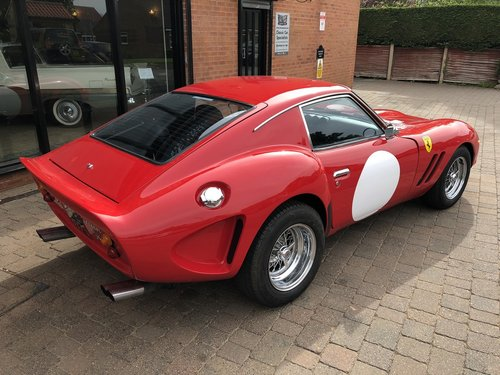 1978 Ferrari 250 GTO Replica SOLD (picture 3 of 6)