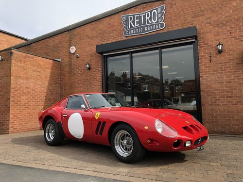1978 Ferrari 250 GTO Replica SOLD (picture 1 of 6)