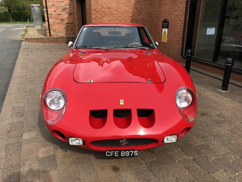1978 Ferrari 250 GTO Replica SOLD (picture 2 of 6)