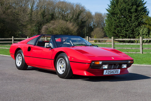 1981 Ferrari 308 GTS For Sale (picture 1 of 6)