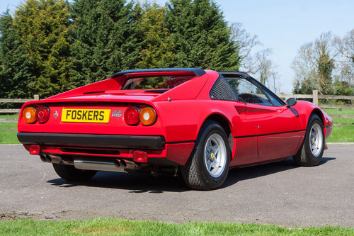 1981 Ferrari 308 GTS For Sale (picture 4 of 6)