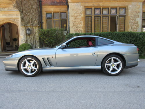 1997 SOLD-ANOTHER REQUIRED Ferrari 550 Maranello-Left hand drive  For Sale (picture 2 of 6)