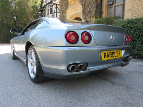 1997 SOLD-ANOTHER REQUIRED Ferrari 550 Maranello-Left hand drive  For Sale (picture 3 of 6)