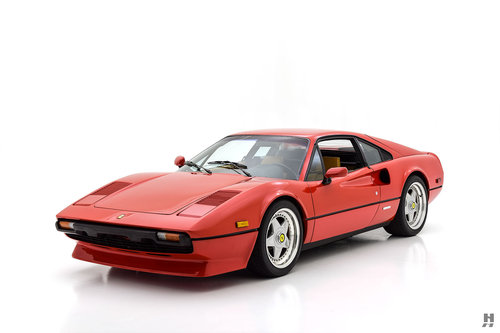 1978 Ferrari 308 GTB SOLD (picture 1 of 6)