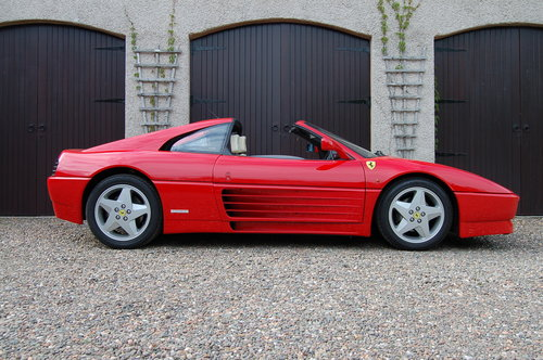 1991 Ferrari 348 TS For Sale (picture 1 of 6)