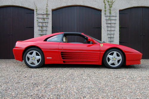 1991 Ferrari 348 TS For Sale (picture 2 of 6)