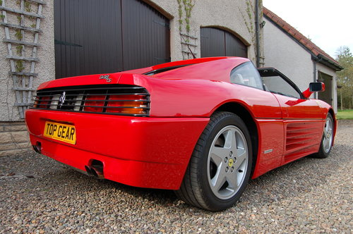 1991 Ferrari 348 TS For Sale (picture 5 of 6)