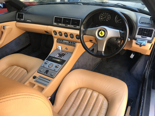 1994 Ferrari 456 GT - 6 speed manual SOLD (picture 4 of 6)