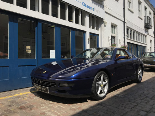 1994 Ferrari 456 GT - 6 speed manual SOLD (picture 5 of 6)